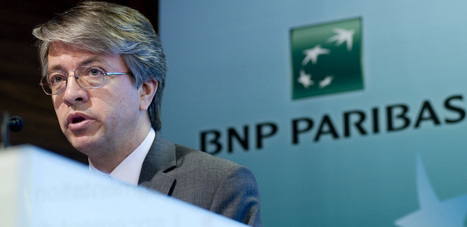 Les boss de BNP Paribas toucheront-ils un bonus en 2014 ? | Politique salariale et motivation | Scoop.it