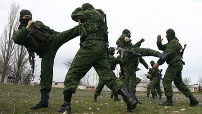 Is Russia ready to move into eastern Ukraine? | It Comes Undone-Think About It | Scoop.it