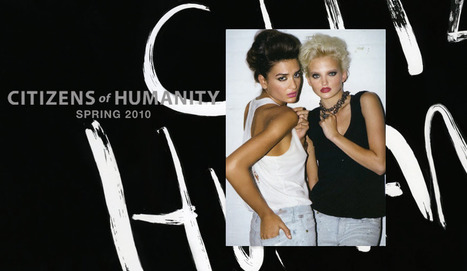 Revolve Clothing - Citizens of Humanity / 3.2 | alice in fashionland | Scoop.it