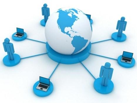 Qui dirige Internet ? Infographie explicative (en français, par l'ICAAN) | François MAGNAN  Formateur Consultant | Scoop.it