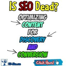 SEO is Not Dead, it's Changed it's Identity | Seo Tips To Improve Your SEO | Scoop.it