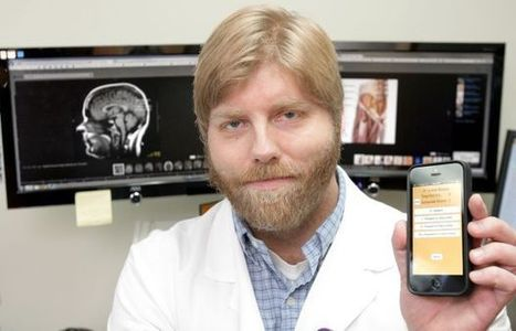 Medical apps gain sophistication, draw wider use | leapmind | Scoop.it