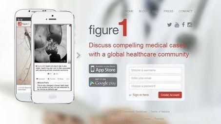 Aux Etats-Unis, les médecins ont leur propre Instagram pour s'entraider | Aie-Santé | Scoop.it