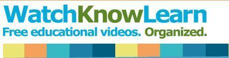 WatchKnowLearn - Free Educational Videos for K-12 Students | Noticias, Recursos y Contenidos sobre Aprendizaje | Scoop.it