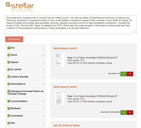 Stellar project   Semantic Technologies Enhancing the Lifecycle of Learning Resources   Web Of Data   Scoop.it