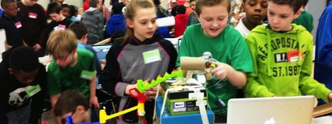 A New Model for Coding in Schools | Computational Tinkering | Scoop.it