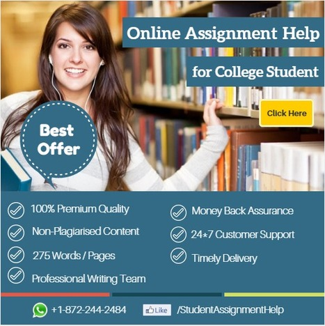 Student Assignment Help   Scoop it Scoop it