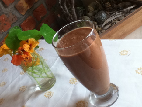 a SUPER SMOOTHIE to kickstart your day!   Health and Nutrition   Scoop.it