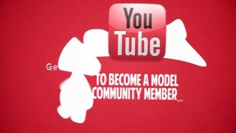 YouTube Digital Citizenship Curriculum | Digital Literacies | Scoop.it