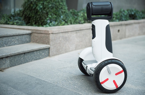 Segway's first robot launches to developer partners | Une nouvelle civilisation de Robots | Scoop.it