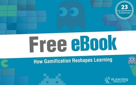 Free eBook - How Gamification Reshapes Learning | Gamification and QR Bar Codes | Scoop.it
