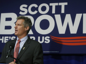 Cherokee Nation Chief Demands Apology From Scott Brown Campaign : NPR | Massachusetts Senate Race 2012 | Scoop.it