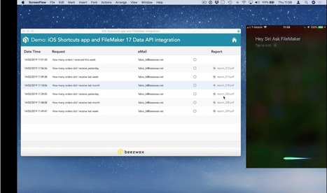 iOS' in Learning FileMaker | Scoop it
