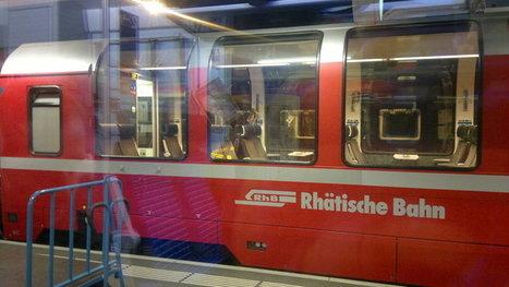 Il trenino rosso del Bernina Express | Nuovi Turismi | Scoop.it