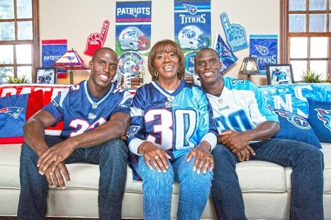 Sharing Game Day Holiday Traditions as NFL Celebrates 50 Years | alternative health | Scoop.it