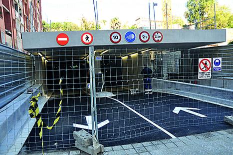 El pàrquing de Travessera de Dalt entra en funcionament - L'Independent de Gràcia   Plaça Lesseps   Scoop.it