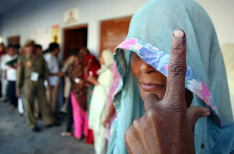 India votes in third phase of elections | It Comes Undone-Think About It | Scoop.it