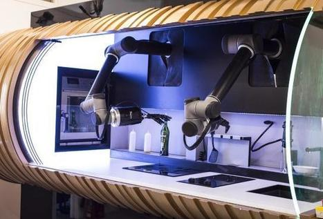 The World's First Home Robotic Chef Can Cook Over 100 Meals | Une nouvelle civilisation de Robots | Scoop.it