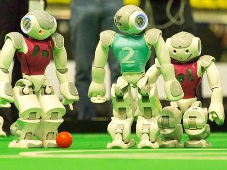 No guts, all glory at Robot Soccer World Cup - CNET (blog)   Cultura de massa no Século XXI (Mass Culture in the XXI Century)   Scoop.it