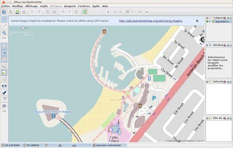 OpenStreetMap : pourquoi vous devriez l'utiliser | TICE, Web 2.0, logiciels libres | Scoop.it