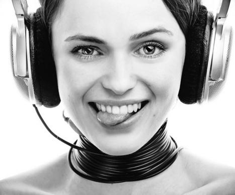 Deezer sur iPhone propose une écoute en qualité audio supérieure allant jusqu'à 320 kbps   Musical Industry   Scoop.it