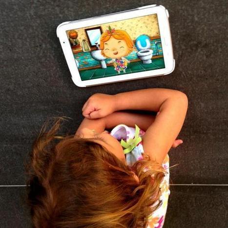 App móvil ganadora de Colombi@TIC enseña niños a ir al baño - Terra Colombia | Eduartefacto | Scoop.it