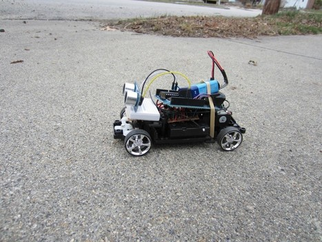 Arduino RC Car | Let's Make Robots! | Computer Science in Middle and High Schools | Scoop.it