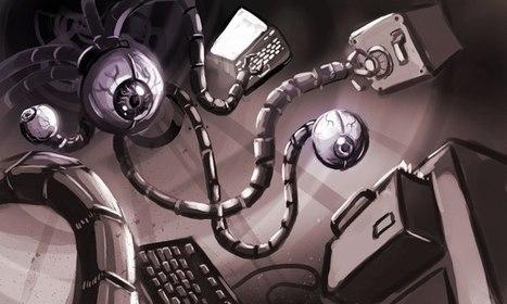 Google's AI creates its own inhumanencryption | Global Brain | Scoop.it