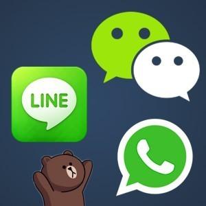L'application de messagerie instantanée Line atteint les 330 millions d'utilisateurs | Social Media Curation par Mon Habitat Web | Scoop.it