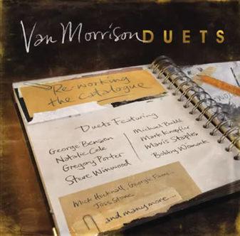 Disco de duetos de Van Morrison   Novetats discogràfiques   Scoop.it