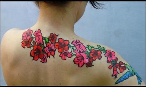 tatouage à l'encre australienne | rue du