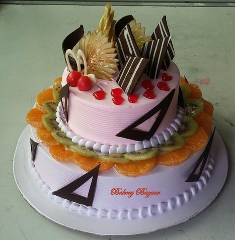 Home Delivery Of Cakes For Loved Ones With Bakerybazar