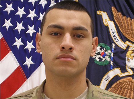 RIP: 23-year old Miami native Spc. Gerardo Campos killed in Afghanistan | The Billy Pulpit | Scoop.it