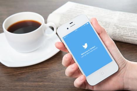 Voici comment Twitter nous rapproche des objets connectés   Toulouse networks   Scoop.it