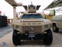 Le véhicule blindé «Nimr» qui sera construit en Algérie, exposé au public | Algérie 1 | L'économie africaine sous toutes ses coutures | Scoop.it