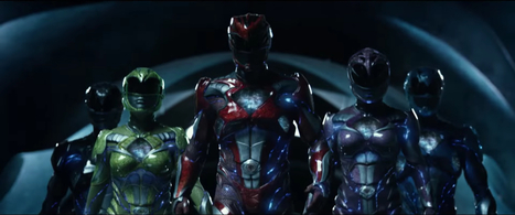 The New 'Power Rangers' Trailer Makes Me Want to Go Back to 1995 | Business News & Finance | Scoop.it