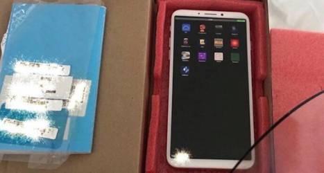 Apparso il prototipo di iPhone 8 8743eb64409f