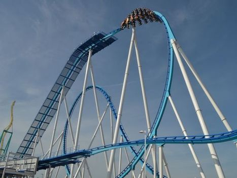 These new roller coasters will make your head spin | It's Show Prep for Radio | Scoop.it