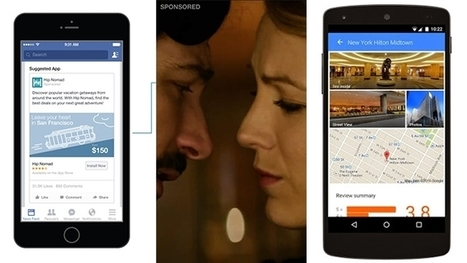 3 Must-See Mobile Ad Refreshes From Facebook, Google and Snapchat | Mobile Marketing | News Updates | Scoop.it