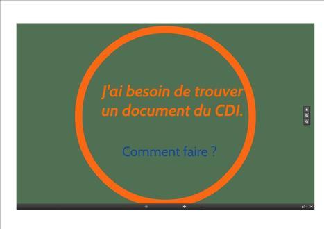 CDI du LYCEE TECHNOLOGIQUE EMILE DUBOIS | Utiliser le CDI | Portail E-sidoc | Scoop.it