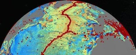 New Detailed Map of the Ocean Floor   #Geoprocessamento em Foco   Scoop.it