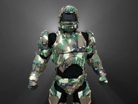 Proyecto TALOS: EE.UU. prepara soldados cyborgs | Mitología clásica | Scoop.it