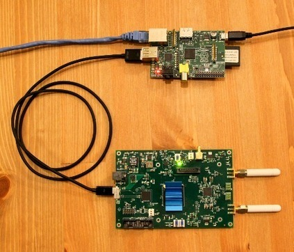 bladeRF: a low cost wideband SDR transceiver » DesignSpark | Sam Tse | Scoop.it