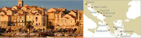 Cruising the Adriatic Sea | Willamette International Travel | Cruises | Scoop.it