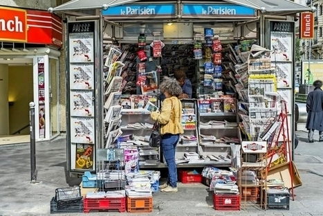 La presse française va mal | MoJo (Mobile Journalisme) | Scoop.it