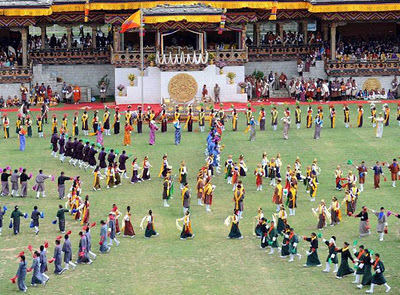 Royal Wedding; Pictures with thousand memories | BhutanKingdom | Scoop.it