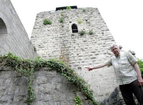 Archéologie Comment les châteaux forts se procuraient-ils de l'eau ? - L'Alsace.fr   Chroniques d'antan et d'ailleurs   Scoop.it