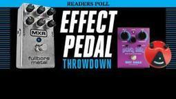 Jim Dunlop Effect Pedal Throwdown, Round 2: Way Huge Angry Troll Boost Vs. Dunlop Fuzz Face Mini Silicon | Around the Music world | Scoop.it