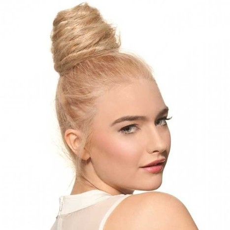 Clip in Hair Extensions - Nest Bun Add On Hairpiece - Hair Extensions ...