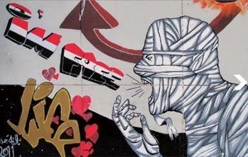 Gallery: Revolution Graffiti | Street art news | Scoop.it